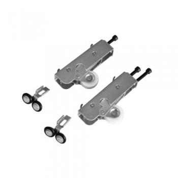 Механизъм за алуминиева гардеробна система