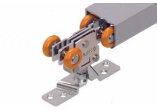 Системи за плъзгащи се гардеробни и преградни врати, аксесоари