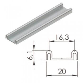 Долна релса за механизъм LC 15
