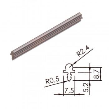 Долна релса PVC за механизъм LC 30