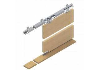 Система за плъзгаща преградна врата с горно водене до 100 kg LC 99