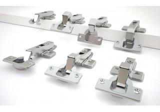 Панти за мебели клипс с 3D регулация и плавно прибиране FGV Италия