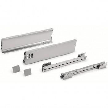 Система за чекмедже с плавно прибиране PRIME 400 мм
