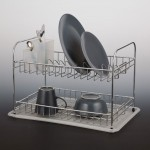 Отцедник за чинии и чаши KB007