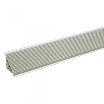 Водозащитна лайсна алуминиева - рипс 29х29