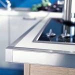Борд за кухненски плот от две части 40 мм