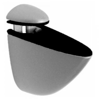 Държач за стъкло / ПДЧ 4 - 40 mm -  хром