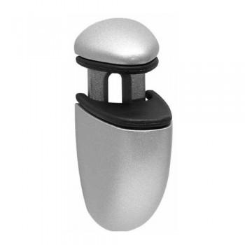 Държач за стъкло / ПДЧ 4 - 20 mm, мат хром