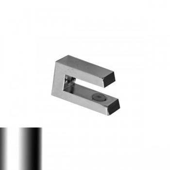 Държач за стъкло 4 - 10 mm, хром